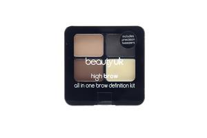 Beauty UK набір для брів High brow
