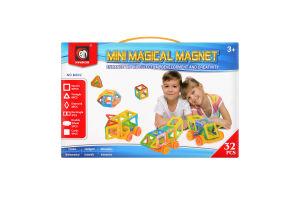 Конструктор для детей от 3лет №M032 Mini Magical magnet Xinbida 1шт