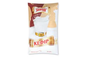 Кефир Злагода нежирный п/э