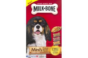 Milk-Bone Dog Treat Mini's Peanut Butter