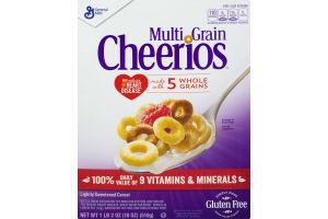 Cheerios Multi Grain Cereal