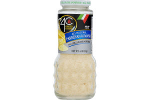 4C Grated Cheese All Natural Parmesan-Romano