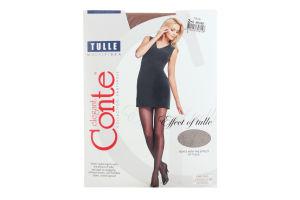 Колготки женские Conte Elegant Tulle bronz р.2