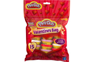 Play-Doh Valentines Bag - 15 CT