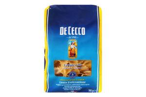 Изделия макаронные Farfalle De Cecco м/у 500г