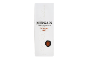 Ром Mezan Guyana Diamond 2005 коробка