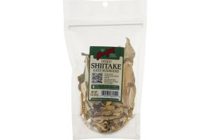 Giorgio Dried Shiitake Sliced Mushrooms