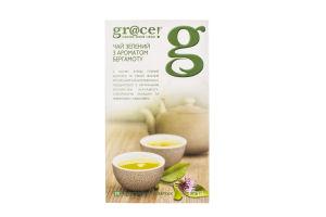 Чай зеленый с маслом бергамота Gr@ce к/у 25х1.5г