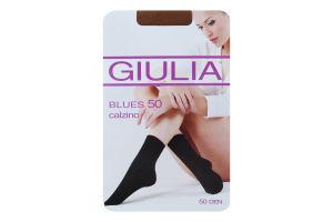 Шкарпетки жіночі Giulia Blues 50den 23-25 visone