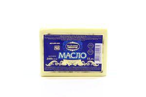 Масло Молочна Імперія Селянське 72,6% 200г *20