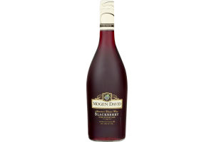 Mogen David Blackberry Red Wine with Natural Flavors
