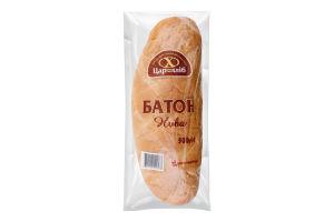 Батон Нива Хлібні інвестиції м/у 500г