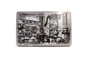 Конфеты Sorini Latta 1935 шоколадные метал короб 400г