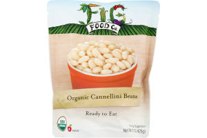 Food Co. Organic Cannellini Beans