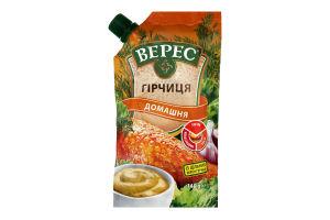 Горчица Домашняя Верес д/п 140г