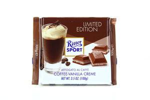 Шоколад Ritter Sport Coffee-Vanilla creme 100г x12