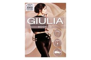 Колготки жіночі Giulia Body 40den 2-S daino
