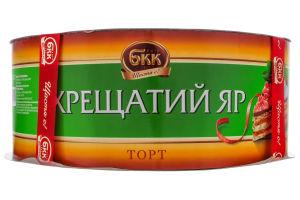 Торт Крещатый яр БКК к/у 0.85кг