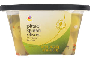 Ahold Pitted Queen Olives
