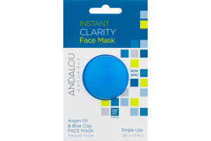Andalou Naturals Instant Clarity Face Mask