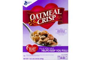 General Mills Oatmeal Crisp Hearty Raisin Cereal