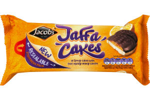Jacob's Jaffa Cakes - 10 CT