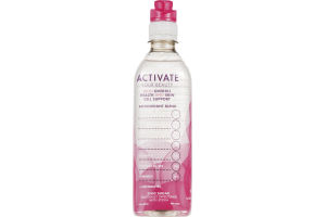 Activate Enhanced Water Beauty Exotic Berry