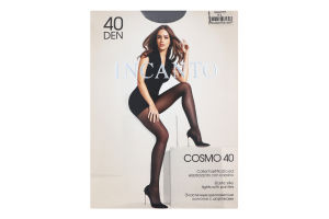 Колготки женские Incanto Cosmo 40den 4-L grafite