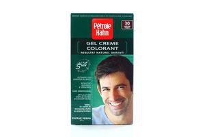 Фарба для волосся Petrole hahn для чоловіків chatain fonce30