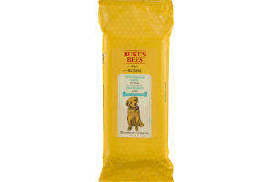 Burt's Bees for Dogs Multipurpose Wipes - 50 CT