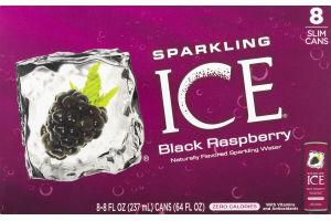 Sparkling Ice Black Raspberry - 8 PK