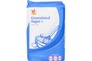 Ahold Granulated Sugar Pure Cane