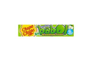 Резинка жевательная Яблоко Big Babol Chupa Chups м/у 27.6г