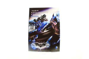 Картон Cool for School Batman цветной А4 10л арт.BN07200