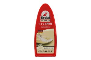 Губка Erdal для шкіряного взуття блиск х6