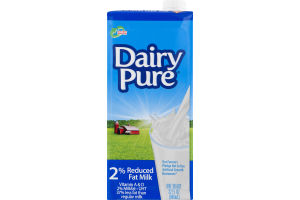 Dairy Pure Milk 2% Reduced Fat