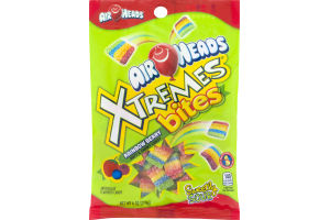 Air Heads Xtremes Bites Rainbow Berry