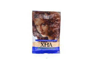Хна для волос с экстрактом водорослей Fito 25г