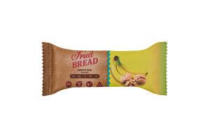 Батончик енергетичний Банановий Фруктовий хліб м/у 60г