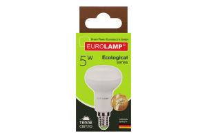 Лампа світлодіодна 3000K 320lm 5W E14 R39 Eurolamp 1шт