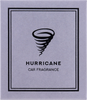 Саше парфумоване для автомобіля Gray Hurricane 20г