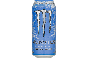 Monster Energy Drink Energy Ultra Blue