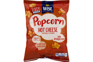 Wise Popcorn Hot Cheese Flavor