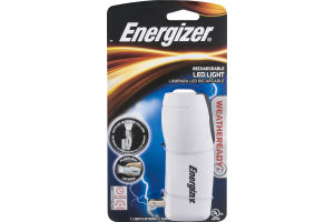 Energizer Rechargable LED Light Weatheready