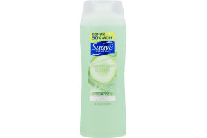 Suave Essentials Body Wash Cucumber Agave Smash