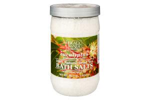 Соль для ванн с маслом эвкалипта Dead Sea Collection 970г