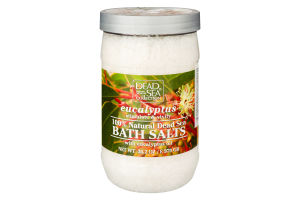 Сіль для ванн з маслом евкаліпту Dead Sea Collection 970г