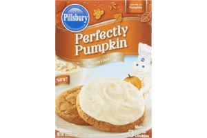 Pillsbury Perfectly Pumpkin Premium Cookie Mix