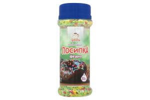 Посипка кондитерська фігурна Добрик п/б 80г