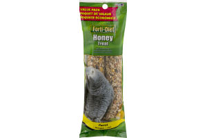 Forti-Diet Nutritionally Fortified Honey Treat Parrot